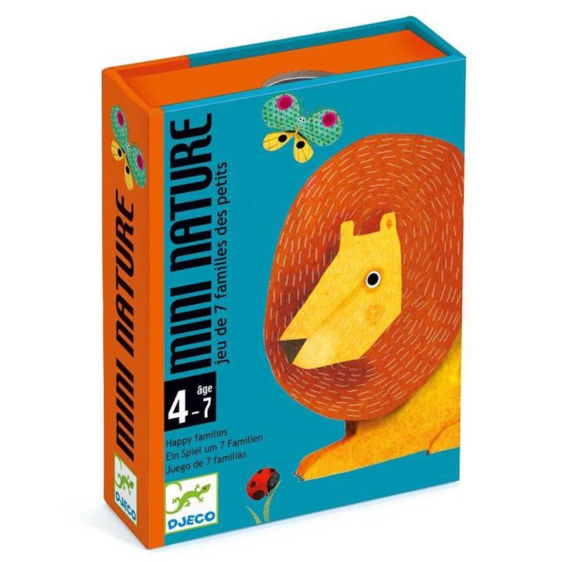 Djeco - Mini Nature Cartes