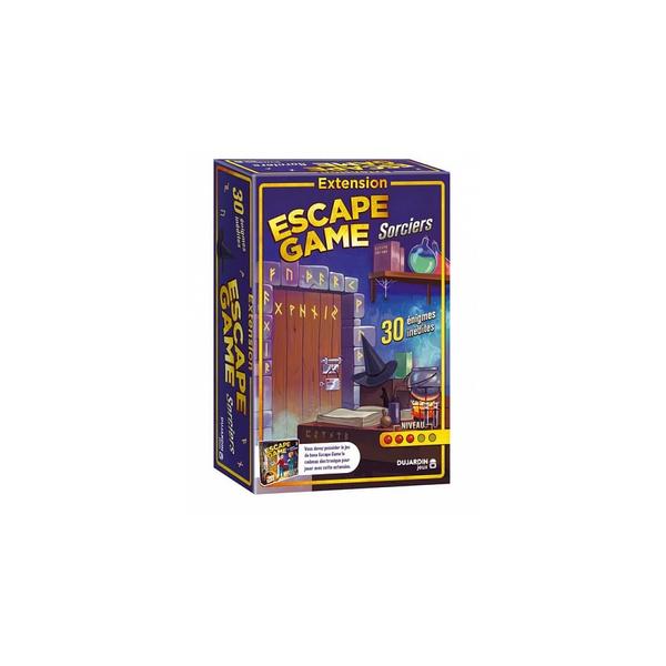 Dujardin - Escape games Extension Sorciers