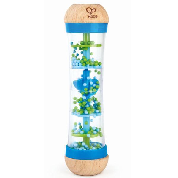 Hape - Baton de pluie bleu - jouet en bois