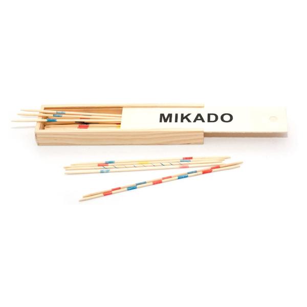 Jeujura - Mikado en bois  boite