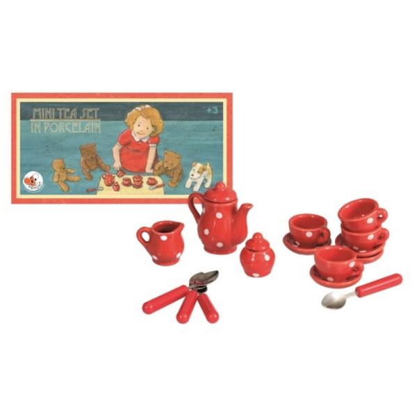 Egmont Toys - Mini service à thé  en porcelaine