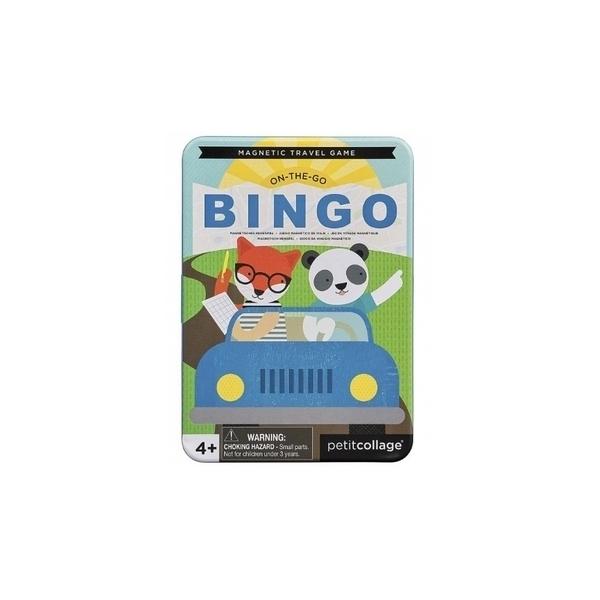 Petitcollage - Jeu On the Go Le Bingo