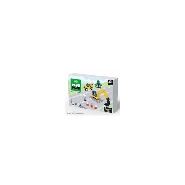 Plus Plus - ++ BOX Mini Basic Chantier 360p