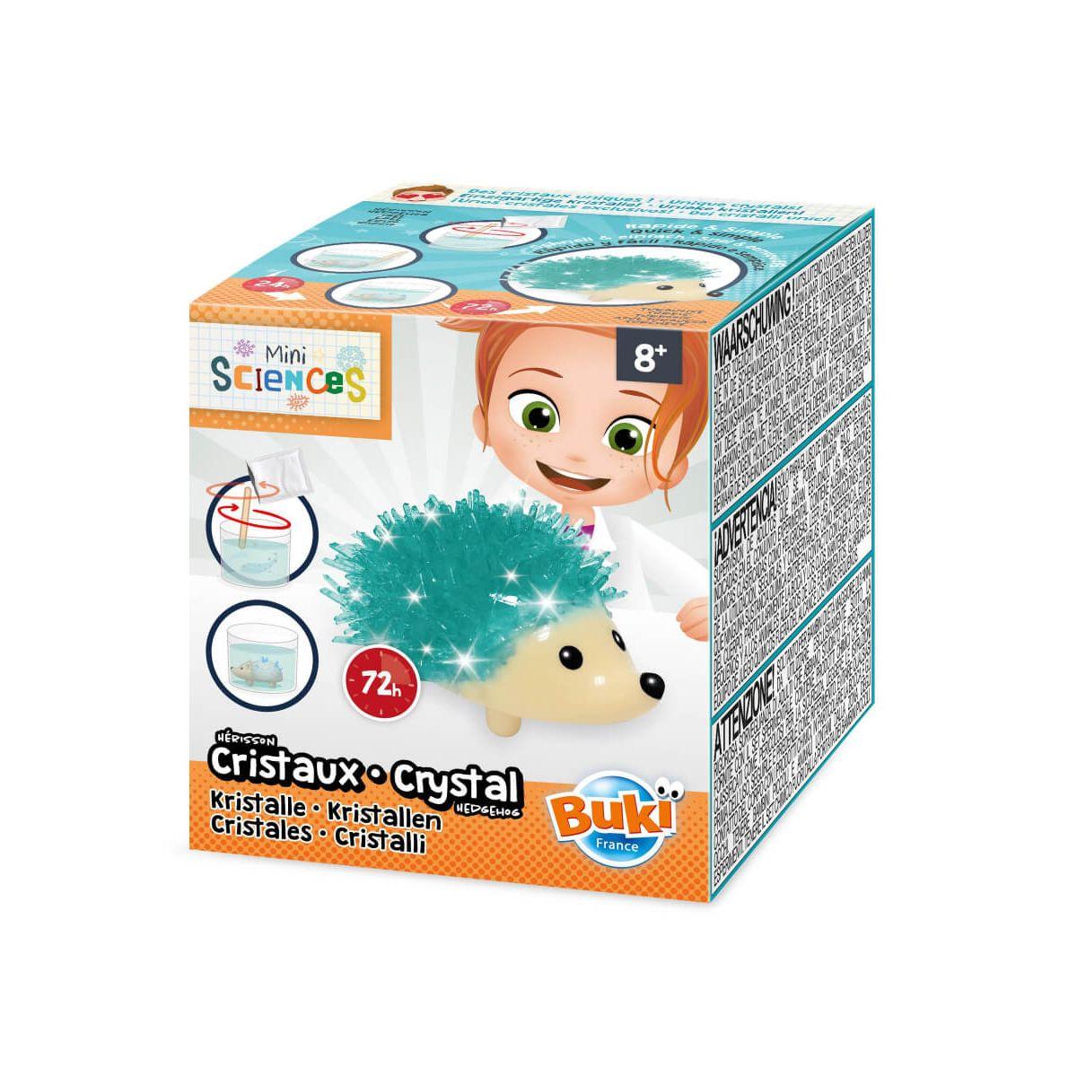 Buki - Mini sciences cristaux