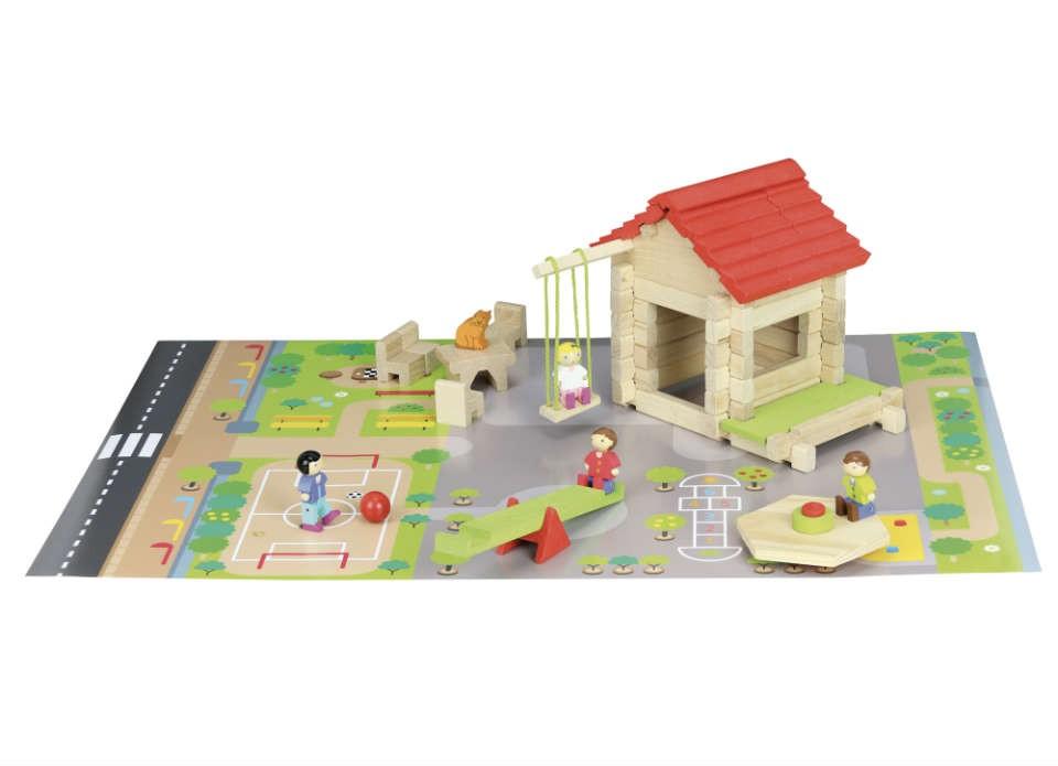 Jeujura - Jeujura - Ma Petite Ecole 77 Pièces