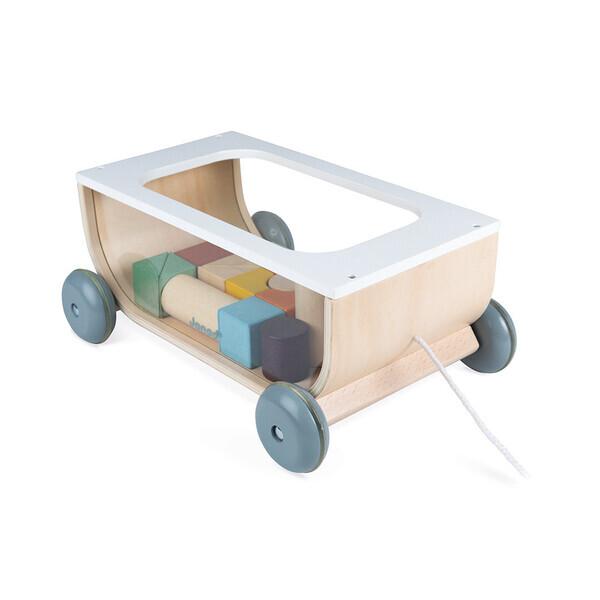 Janod - Chariot de cube sweet cocoon