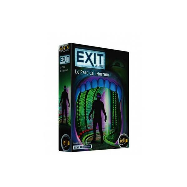 Iello - EXIT : Le parc de l'horreur