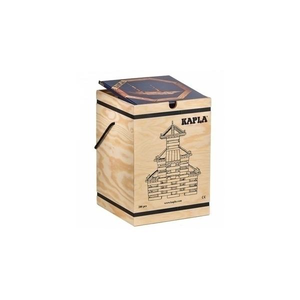 Kapla - Mallette 280 planchettes
