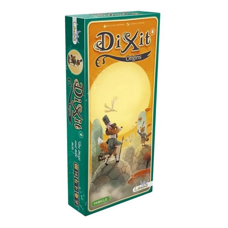 Libellud - Dixit 4 origins extension