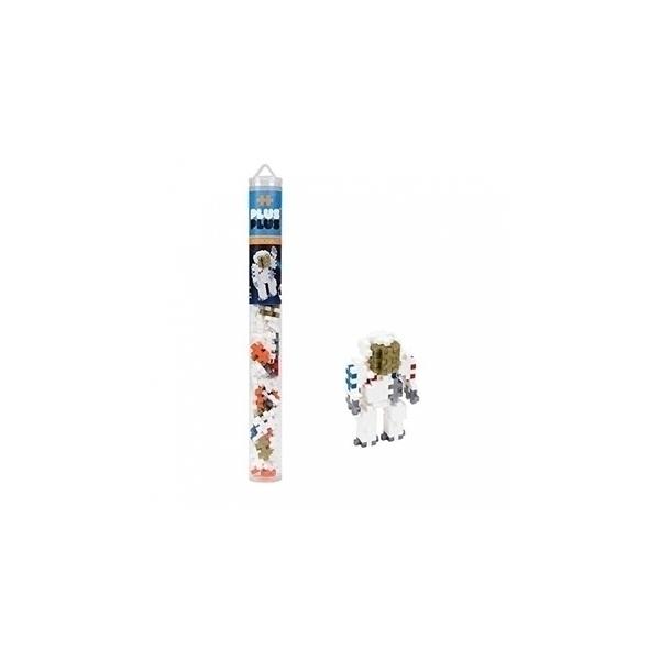 Plus Plus - ++ Tube Astronaute 100 pcs