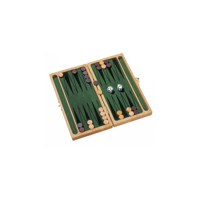 Goki - Backgammon pliable