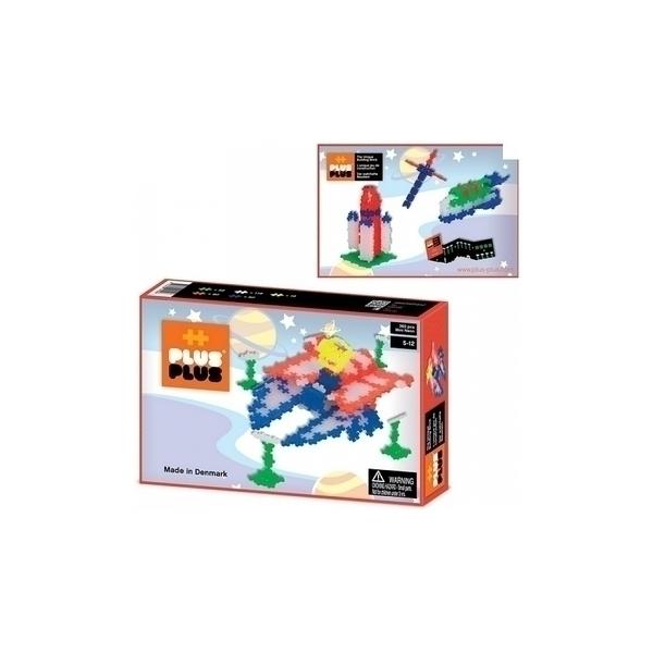 Plus Plus - ++ Box Mini Neon Espace 360 Pieces