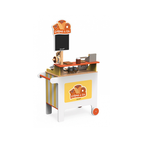Janod - Stand mobile Crepes et co