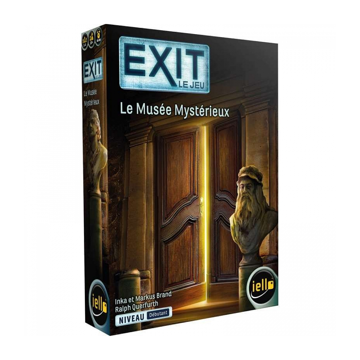 Iello - Exit le musee mysterieux