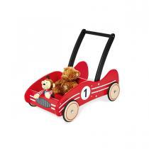Pinolino - KIMI Chariot de marche Rouge