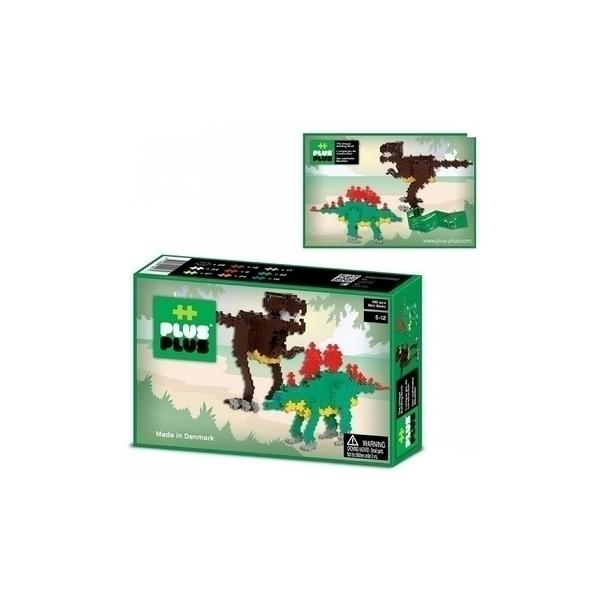 Plus Plus - ++ Box Mini Basic Dinosaures 480 Pieces