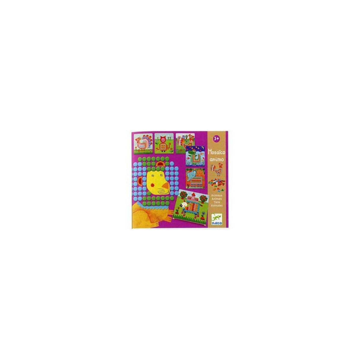 Djeco - Mosaico Animaux