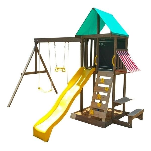 Kidkraft - Aire de Jeux en bois Newport