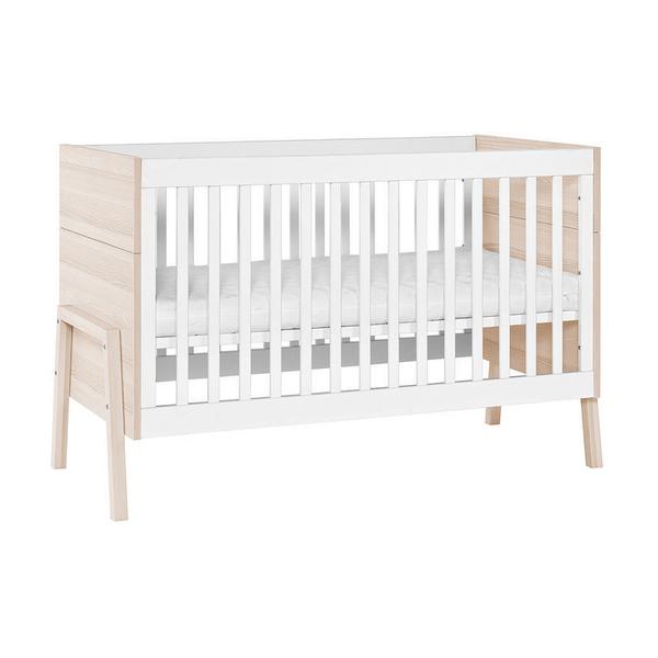 Vox - Lit bébé 60x120 Spot - Blanc