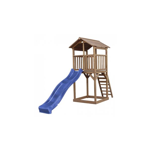 Axi - AXI Beach Tower Marron Bleu Toboggan