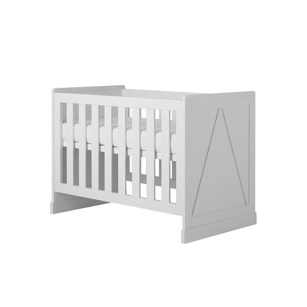 Pinio - Lit bébé 60x120 Marie - Blanc
