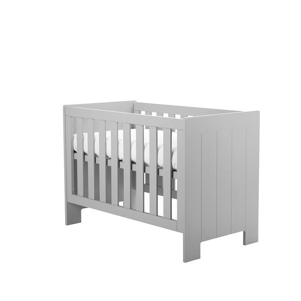 Pinio - Lit bébé 60x120 Calmo - Gris