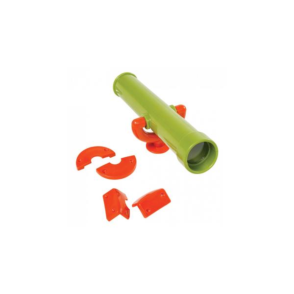Axi - AXI Longue-vue Citron-vert orange pour cabanes de jeu