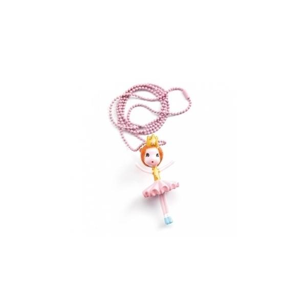 Djeco - Lovely charm ballerine