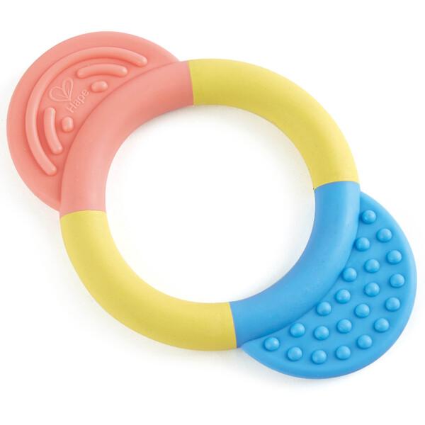 Hape - Hochet Teether Ring