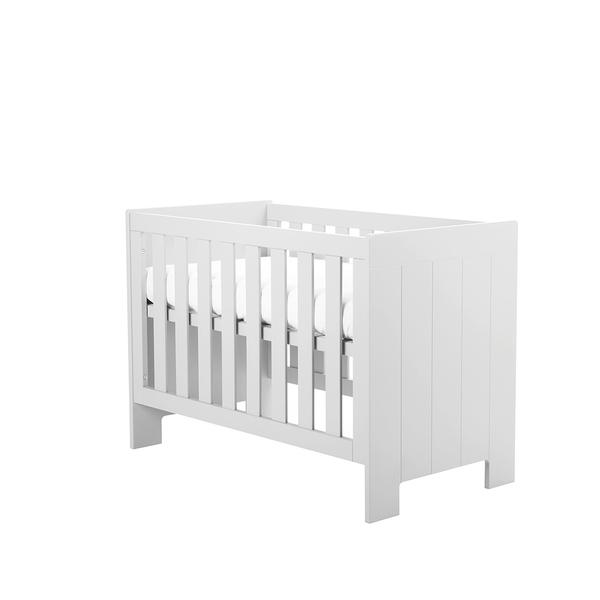 Pinio - Lit bébé 60x120 Calmo - Blanc