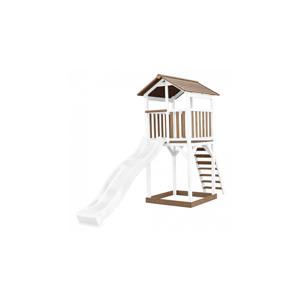 Axi - AXI Beach Tower Marron Blanc Toboggan Blanc