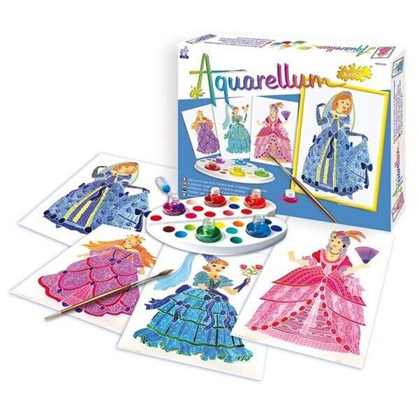 Sentosphere - Aquarellum Princesses