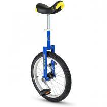"Qu-ax - Monocycle  Luxus 18"" Bleu"