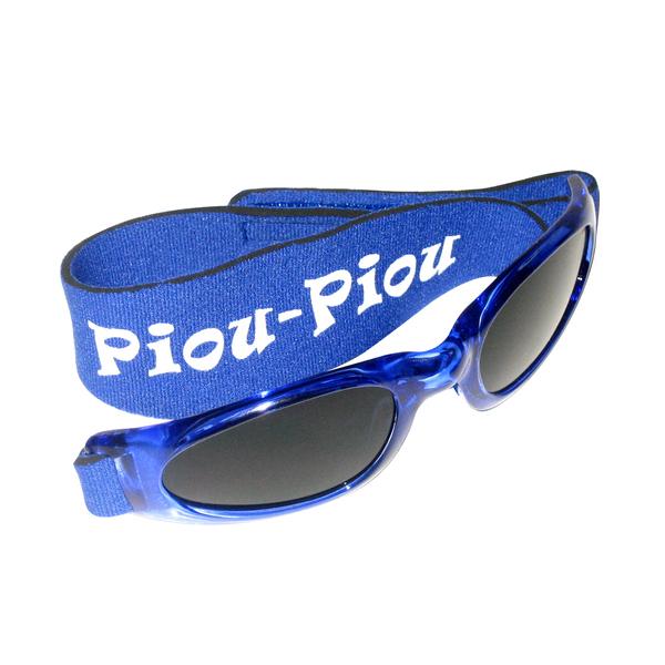 Piou-Piou - Lunettes pour enfant 2 à 5 ans - Bleu