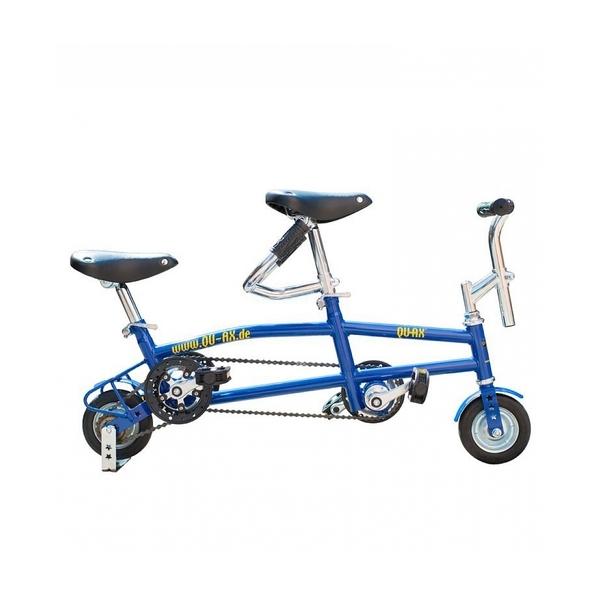 """Qu-ax - Mini Tandem  6"""" Bleu"""