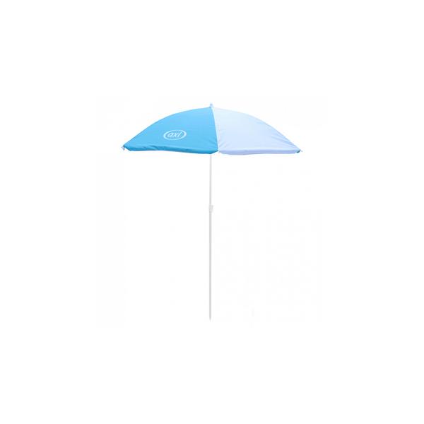 Axi - AXI Parasol  Bleu blanc diametre 125 cm