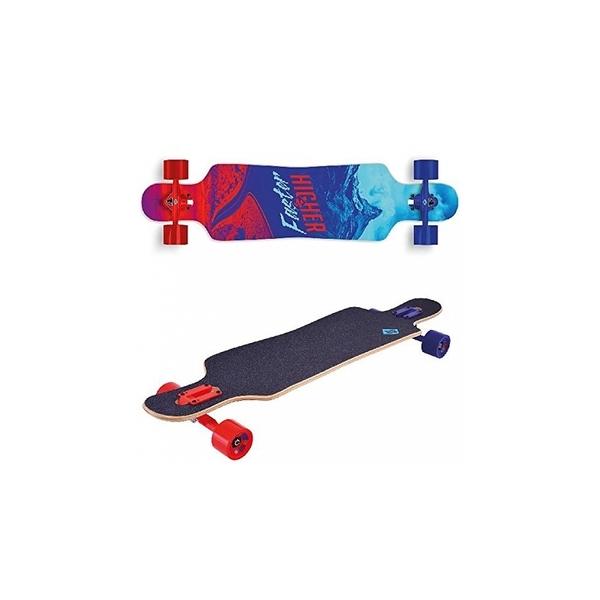 "Street Surfing - Skate Longboard Free Ride 39"""" Higher Faster"