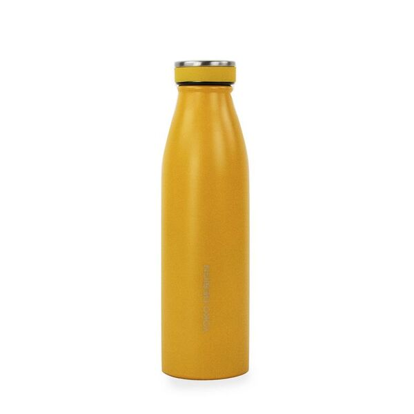 Yoko Design - Bouteilles isothermes Milk 500ml Jaune