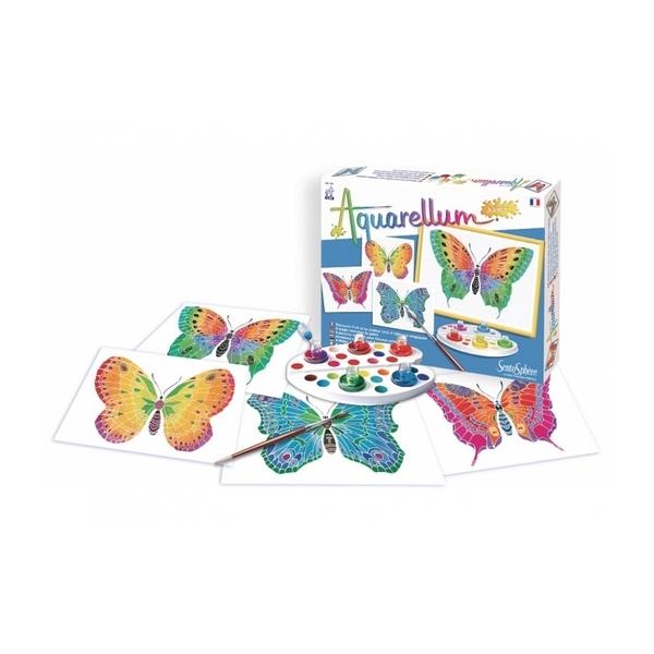 Sentosphere - Aquarellum Junior Papillons
