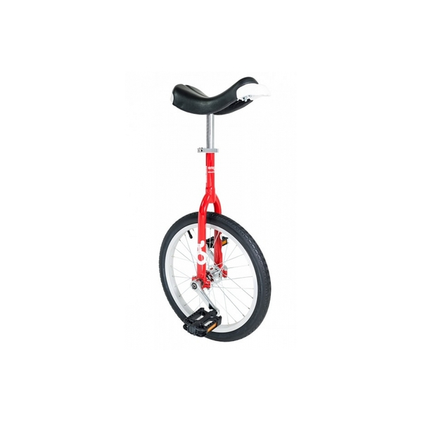 Qu-ax - Monocycle  Only One 18'' Rouge