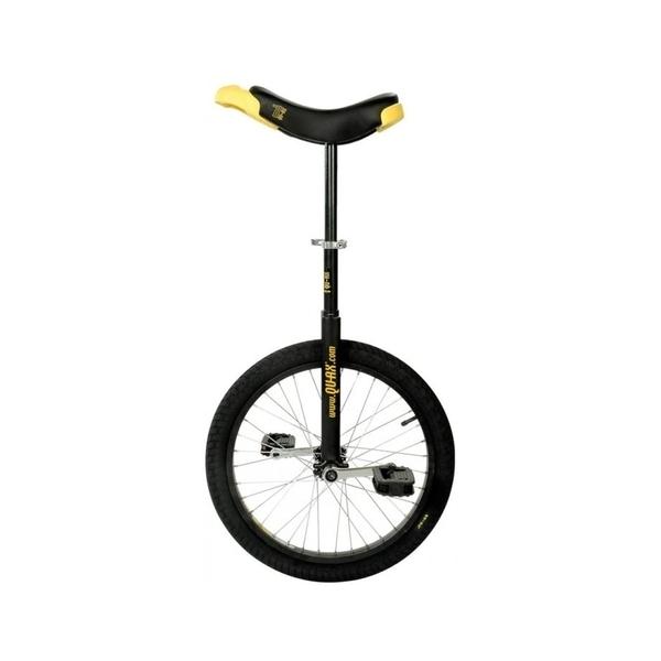 "Qu-ax - Monocycle  Luxus 20"" Noir"