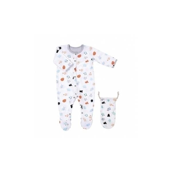 Petit Jour - Pyjama 3 mois Les Doudous