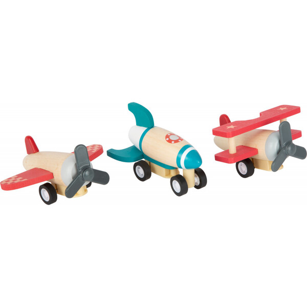 Small Foot - Des petits avions à réactions !