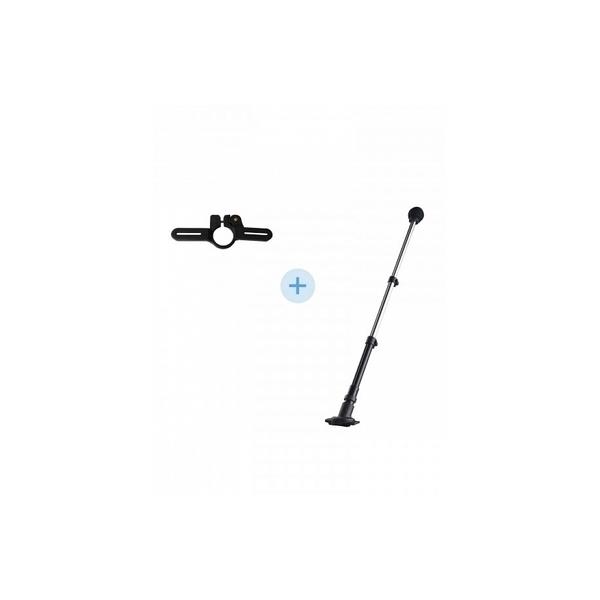 Micro - Kit barre de poussee pour trottinette
