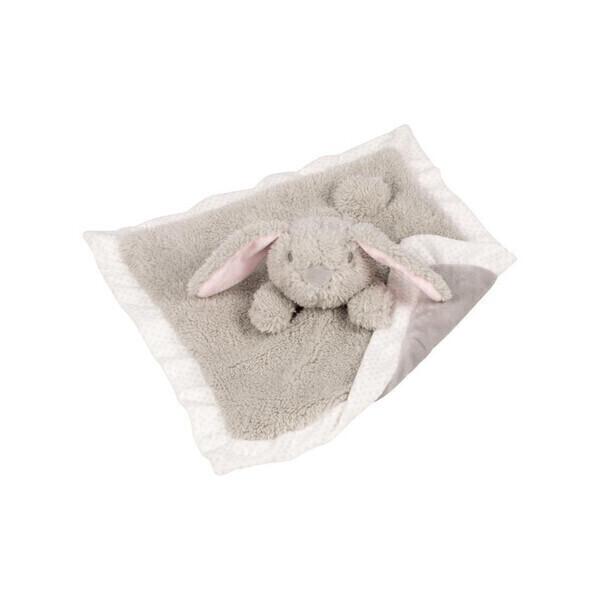Goki - Doudou extra-doux lapin gris