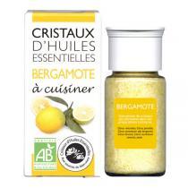 Aromandise - Cristaux d'Huiles Ess. Bio Bergamote 20g