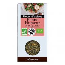 Aromandise - Fleurs d'Epices Bonne Humeur Bio 25g