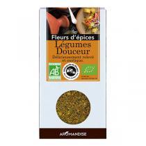Aromandise - Fleurs d'Epices Légume Douceur Bio 45g