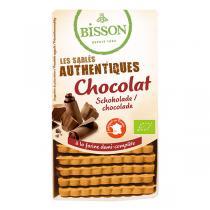 Bisson - Biscuit authentique chocolat 180g