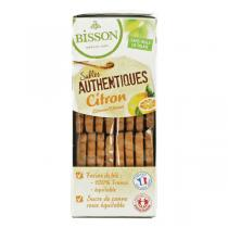 Bisson - Biscuit authentique citron  175g